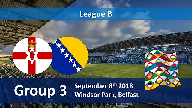 Prediksi UEFA Nations League Bosnia & Herzegovina vs Northern Ireland 16 Oktober 2018 Pukul 01.45 WIB