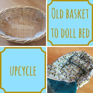 http://keepingitrreal.blogspot.com.es/2016/05/old-basket-to-doll-bed-upcycle.html