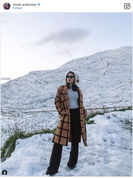 Angel Locsin Now In New Zealand For Anne Curtis' Wedding!