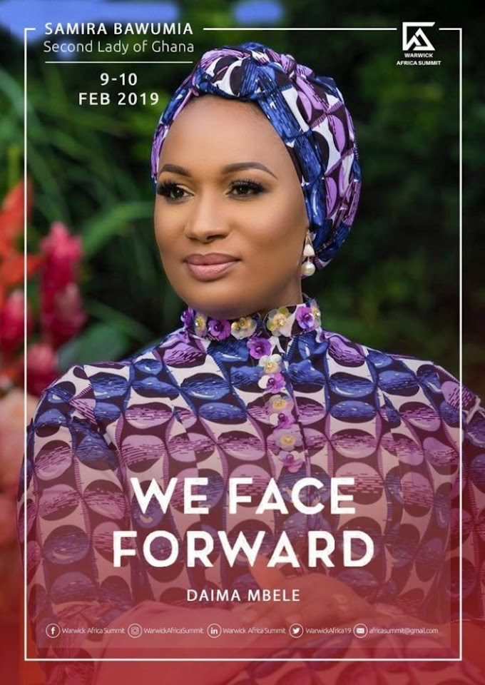 Samira Bawumia to address Warwick Africa Summit