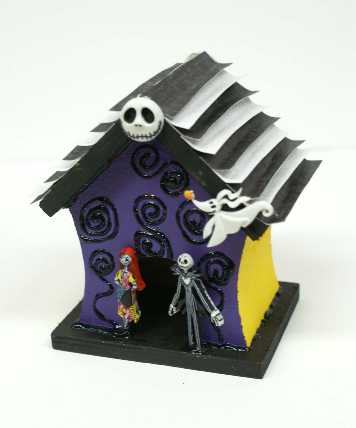 Ben Franklin Crafts And Frame Shop Diy Nightmare Before Christmas Decor