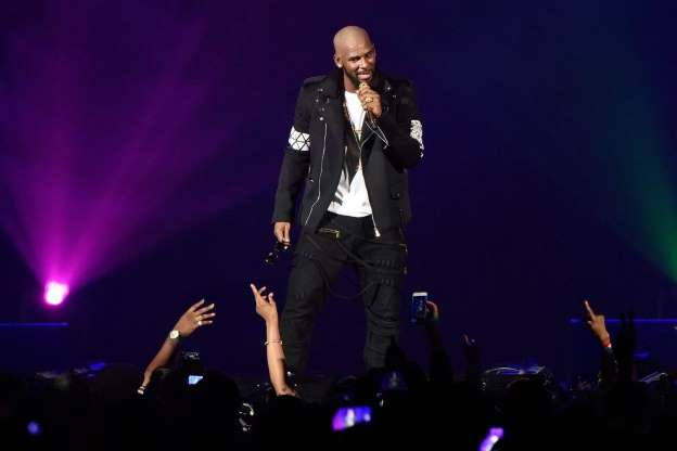 R. Kelly faces new underage sex allegation amid 'cult' claims