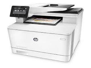 Picture HP LaserJet Pro MFP M427fdw Printer