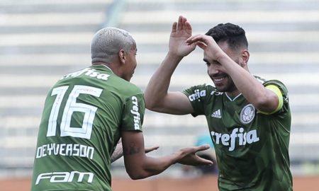 Palmeiras com 4 desfalcalques enfrentará o Flamengo pelo Brasileirão (Imagem: Reprodução/Internet)