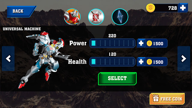 Robot Battle APK MOD Unlimited Money