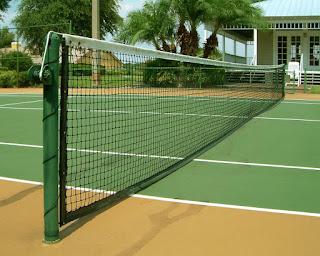 Jaring tennis