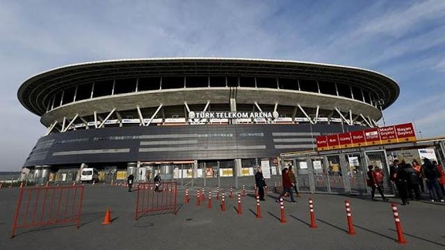 Ali Sami Yen Arena'da değişim başlıyor!