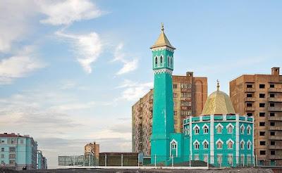 Masjid Nurd Kamal, Masjid Paling Utara di Dunia