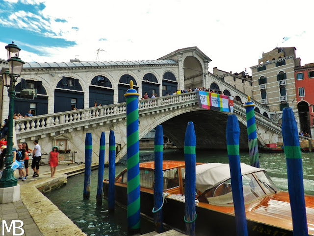 Ponte di Rialto Venezia