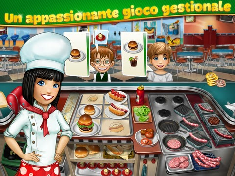 -GAME-Cooking Fever