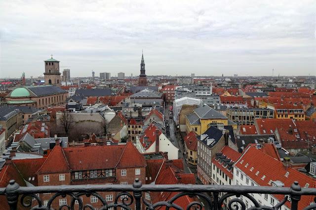 Views from Rundetarn