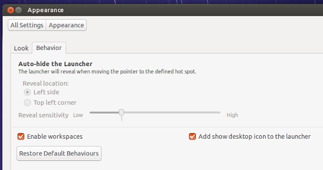 latest in ubuntu 13.04 raring ringtail