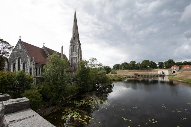 Chiesa anglicana-Copenhagen