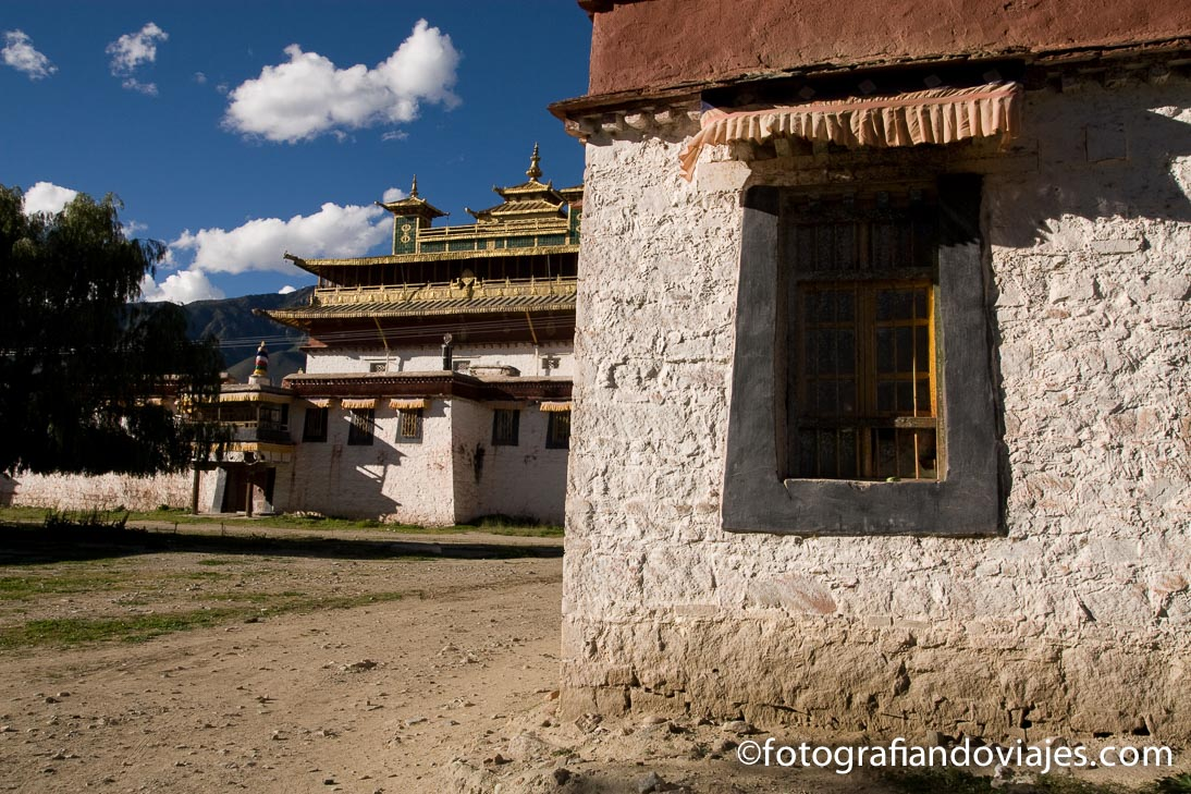 Monasterio Samye Tibet