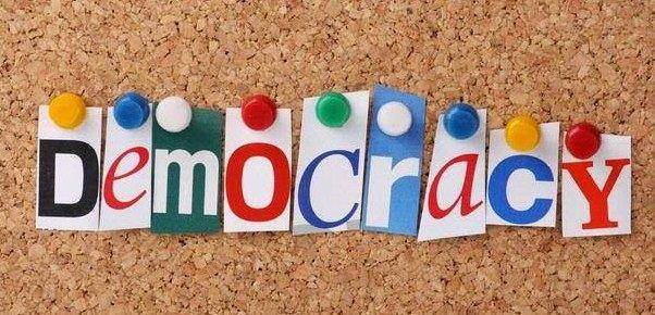 Pengertian, Hakikat, Makna, Nilai-Nilai dan Prinsip-Prinsip Budaya Demokrasi Sebagai Sistem Politik dan Pandangan Hidup Menuju Masyarakat Madani