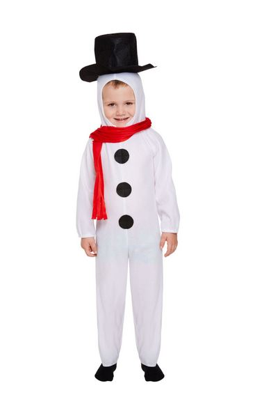 snow man costume  christmas party