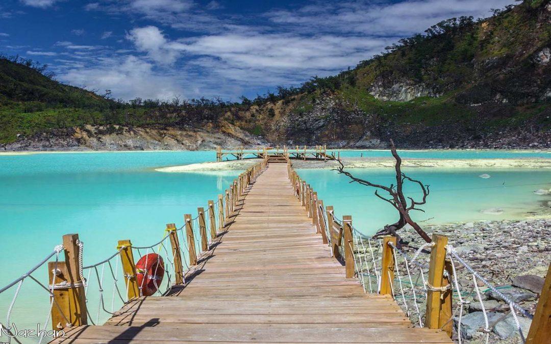 Info wisata Bandung Tebaru dan Terkenal