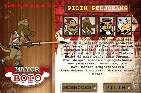 Perjuangan Indonesia