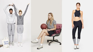 Outdoor Voices' Relaxed Approach To Workout Wear