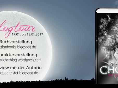 [GEWINNER] Blogtour Chosen - Die Bestimmte