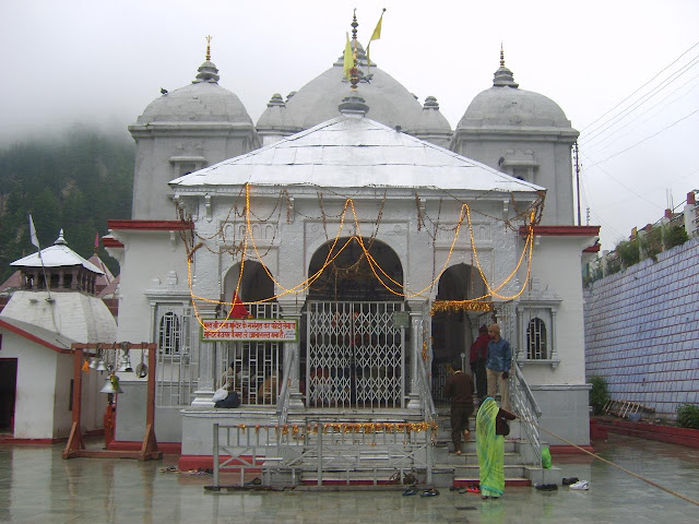 Uttarakashi is the gateway to Gangotri