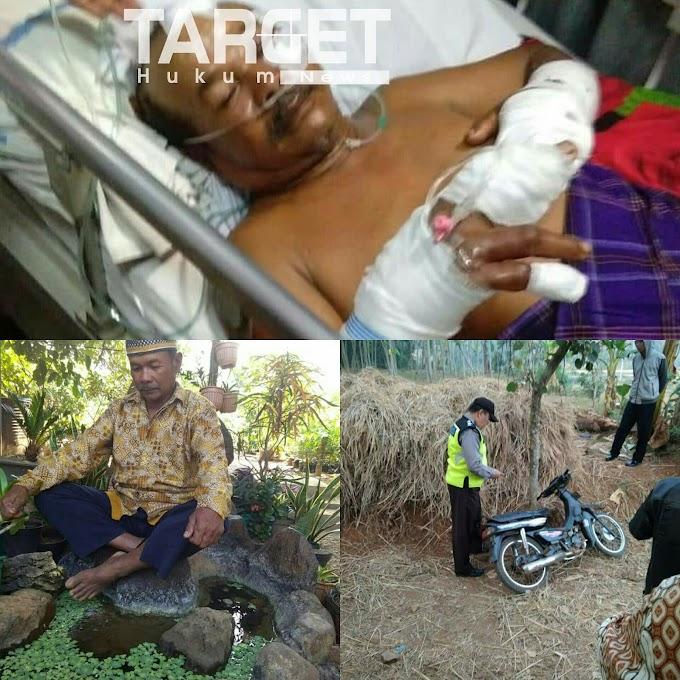 Telah Terjadi Percobaan Pembunuhan Dan Kekerasan di Desa Donorejo Jepara