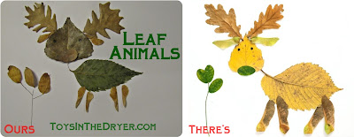 Leaf Animals