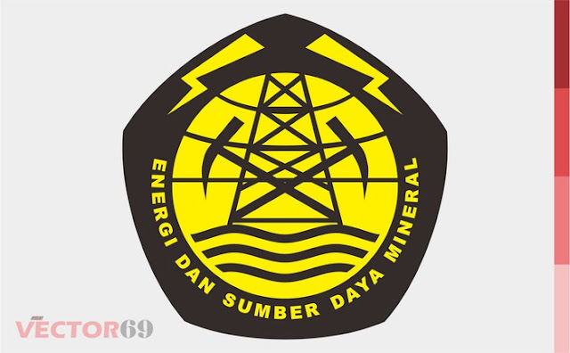 Logo Kementerian ESDM (Energi dan Sumber Daya Mineral) - Download Vector File PDF (Portable Document Format)