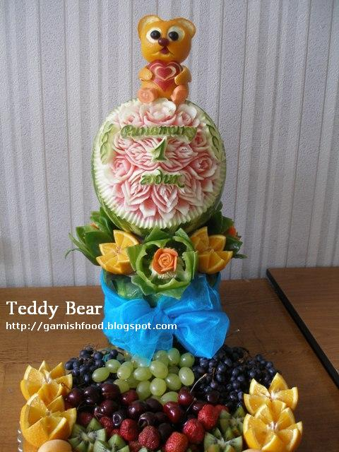 baby shower idea for fruit
