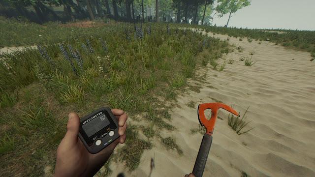 Hướng dẫn đi tìm máy đếm bước chân Pedometer trong The Forest