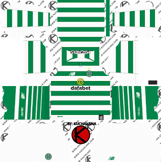 Celtic FC 2018 Kit - Dream League Soccer Kits
