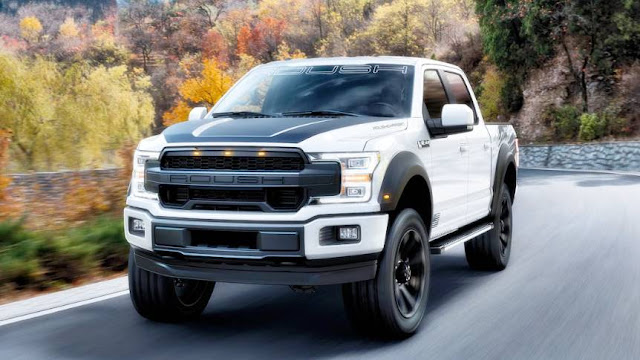 Two Option To Upgrade Ford F-150 Raptor 650-HP by ROUSH