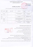 اعلان عن توظيف خاص بالمؤسسة العمومية الاستشفائية محمد بوضياف -ام البواقي-