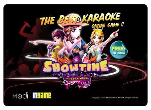 Online Karaoke Game