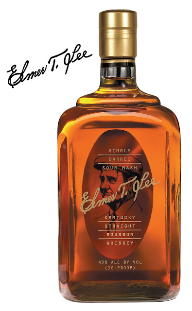 Elmer T Lee Bourbon Whiskey