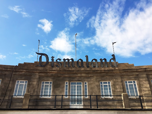 A day out at Dismaland: Banksy's 'bemusement park'