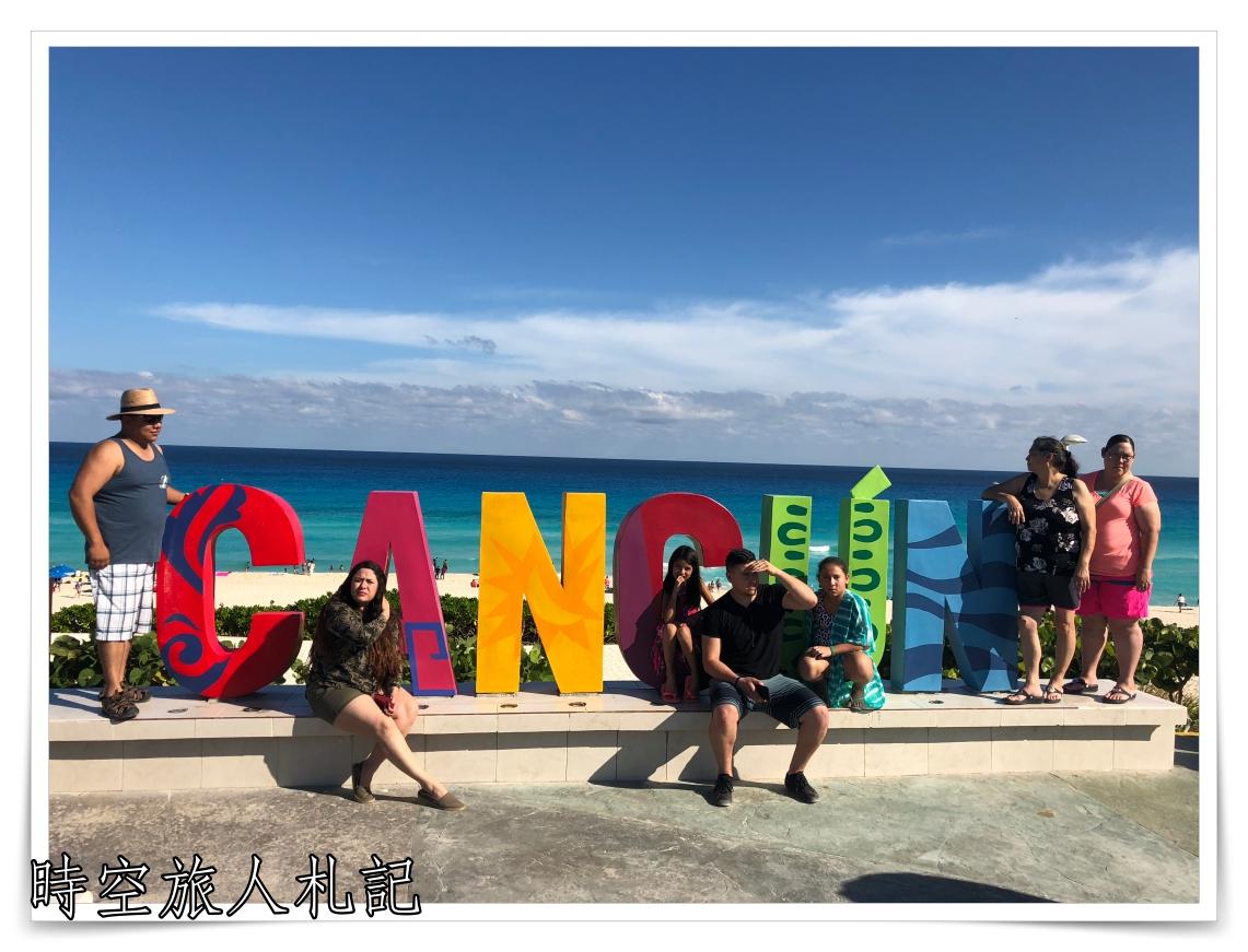 墨西哥坎昆市區(Cancun) 3大景點一日遊: 瑪雅博物館、海豚沙灘、國王遺址考古區