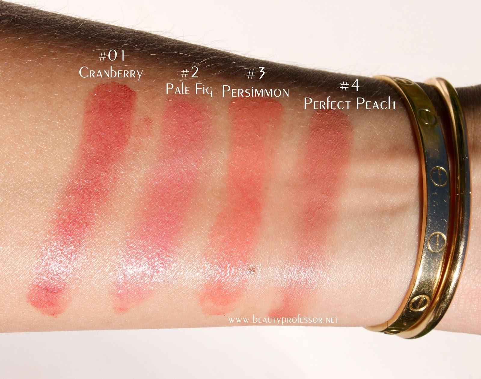 Test Drive: how to use a gel blush Fusion Ink Blush?