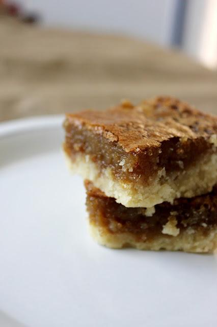 Butter Tart Squares by freshfromthe.com
