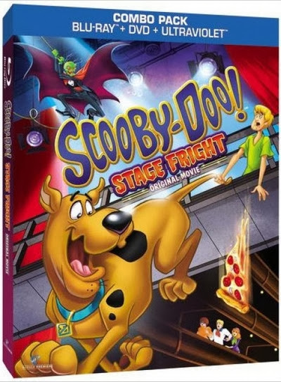 Scooby Doo Stage Fright 2013 720p BluRay 700MB