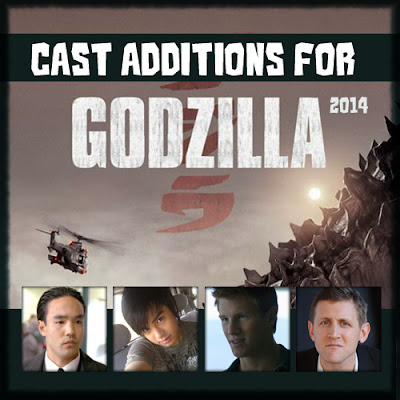 Kaiju News Everything Kaiju Dread Central Announces Cast Additions To Godzilla 2014