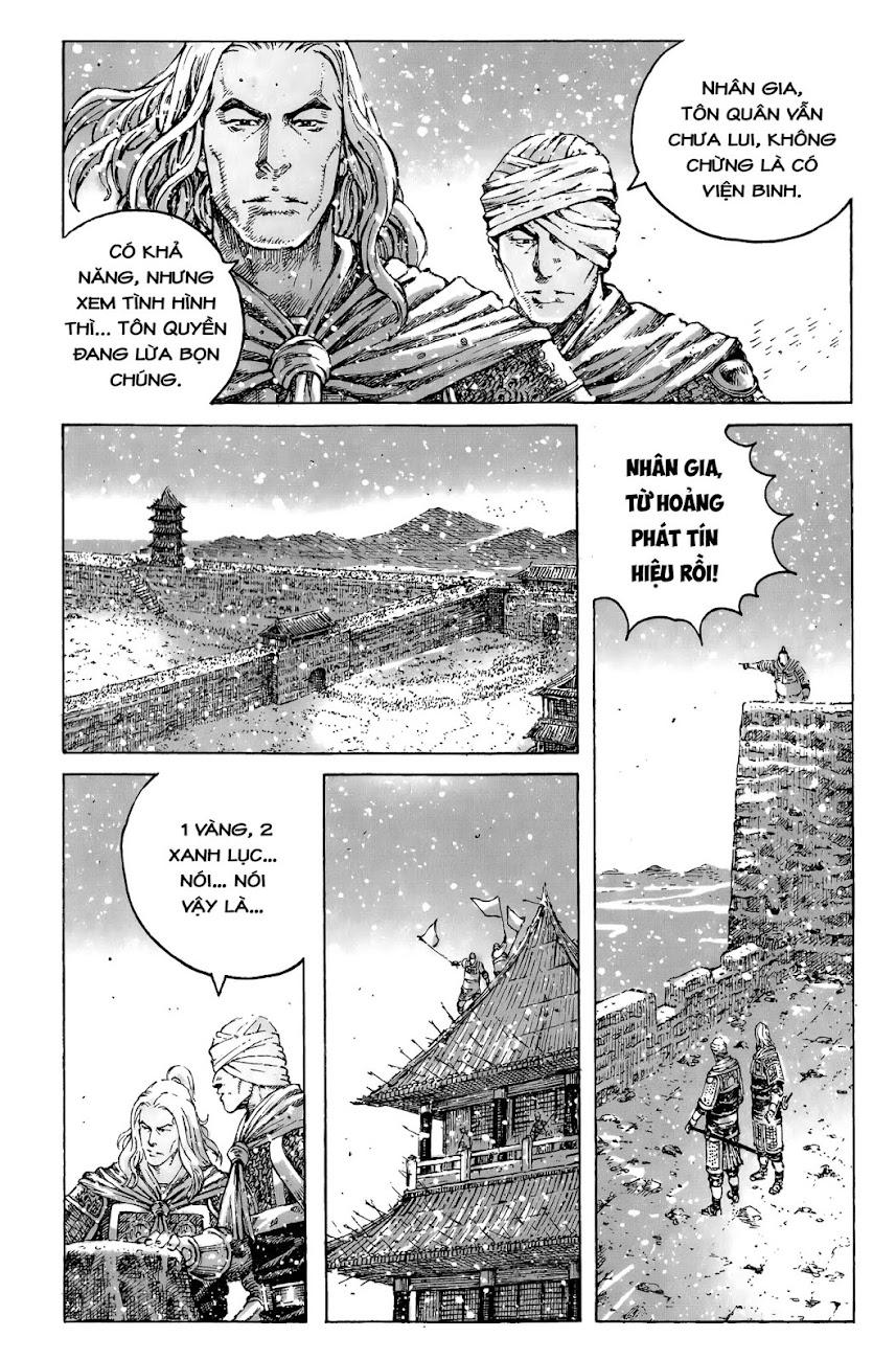 Hỏa phụng liêu nguyên Chương 424: Từng bước phản kích [Remake] trang 13