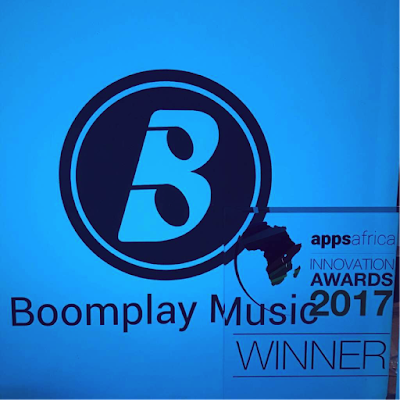 ?.And the App of the Year Award goes to.... Boomplay Music