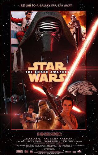 Star Wars: The Force Awakens (BRRip 720p Dual Latino / Ingles) (2015)