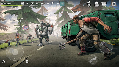 Dark Days: Zombie Survival Apk + OBB for Android