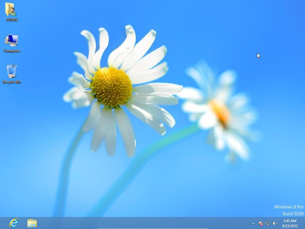 Hướng dẫn cài đặt windows 8 bằng hình ảnh chi tiết