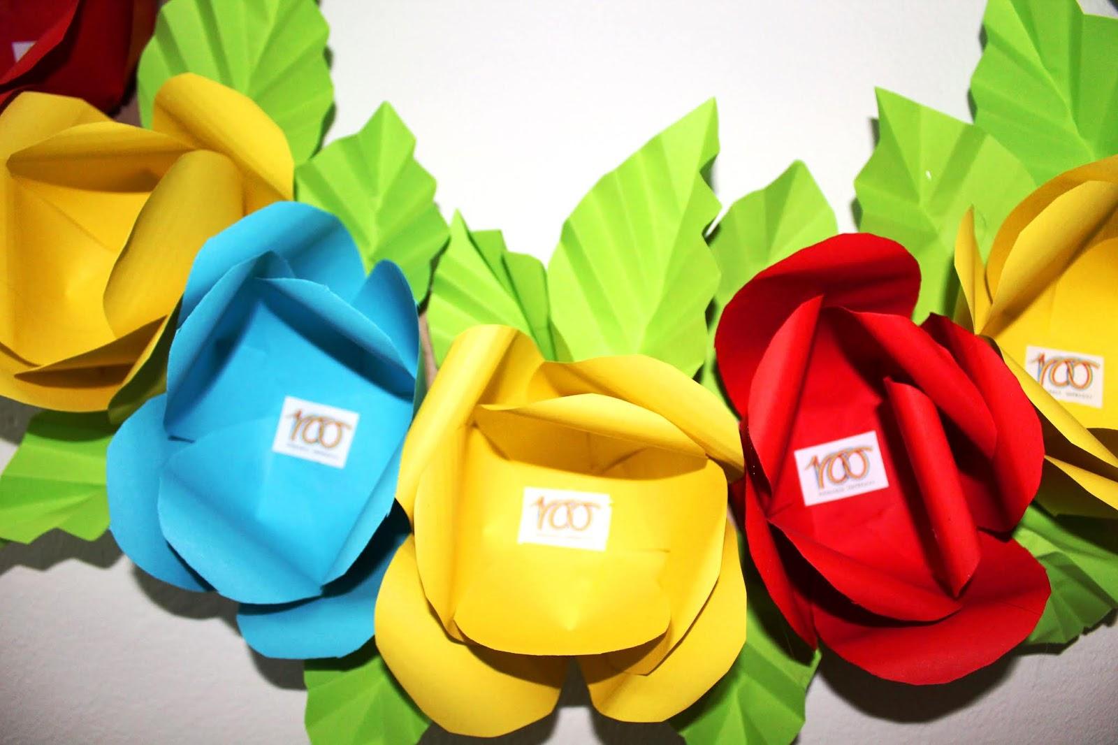 Decor tricolor pentru Ziua Națională a României