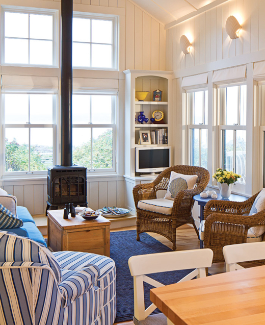Cozy Beach Cottage Home Tour