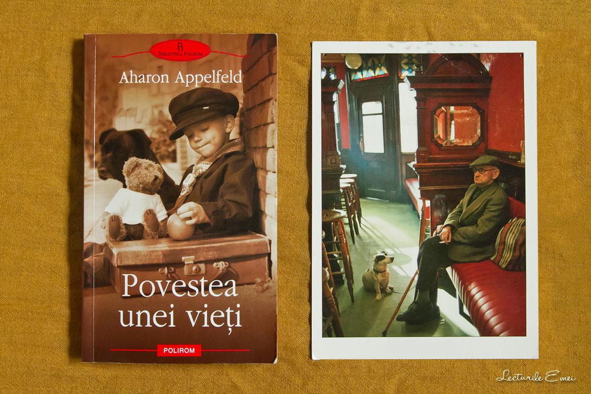 Povestea unei vieți, de Aharon Appelfeld recenzie carte Holocaust memorii