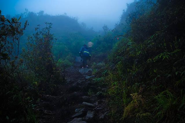 Tindakan Yang Harus Dilakukan Ketika Tersesat Di Gunung